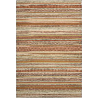 Safavieh Striped Kilim Beige Rug
