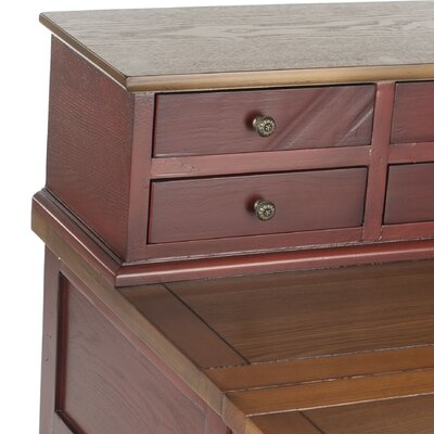 Safavieh Piper Fold Down Secretary Desk