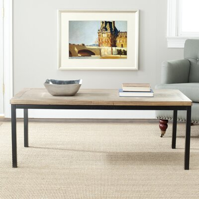 Safavieh Dennis Brown Coffee Table