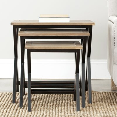 Safavieh 3 Piece Nesting Tables
