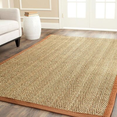 Safavieh Natural Fiber Natural/Light Brown Rug