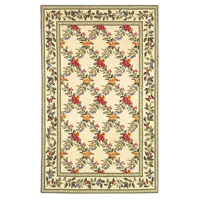 Safavieh Chelsea Ivory English Trellis Rug