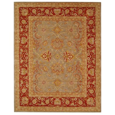 Safavieh Anatolia Grey / Red Rug