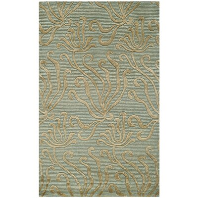 Martha Stewart Seaflora Sea Glass Rug