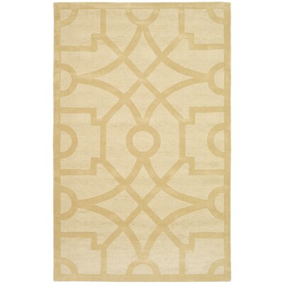 Martha Stewart Fretwork Gravel Rug