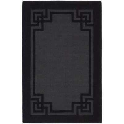 Martha Stewart Deco Frame Phantom Greek Key Rug