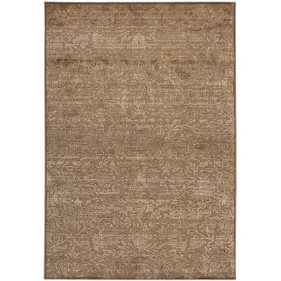 Safavieh Martha Stewart Heritage Bloom Soft Anthracite / Camel Rug