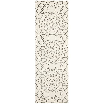 Safavieh Thom Filicia Creme / Brown Rug