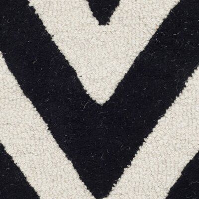 Safavieh Cambridge Black / Ivory Rug