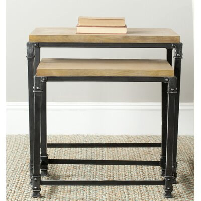 Abraham 2 Piece Nesting Tables
