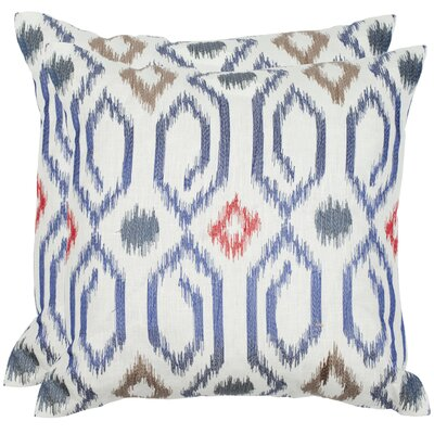 Safavieh Ashton Linen Decorative Pillow (Set of 2)