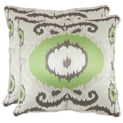 Safavieh Giselle Polyester Decorative Pillow (Set of 2)