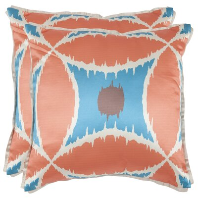 Sasha Polyester Decorative Pillow (Set of 2)