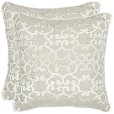 Safavieh Madison Linen Decorative Pillow (Set of 2)