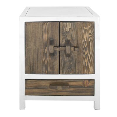 Safavieh Belfort 1 Drawer Nightstand