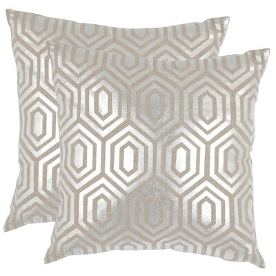 Safavieh Harper Linen Decorative Pillow (Set of 2)