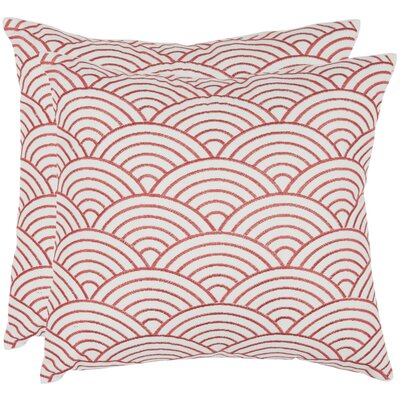 Safavieh Dina Cotton Decorative Pillow (Set of 2)