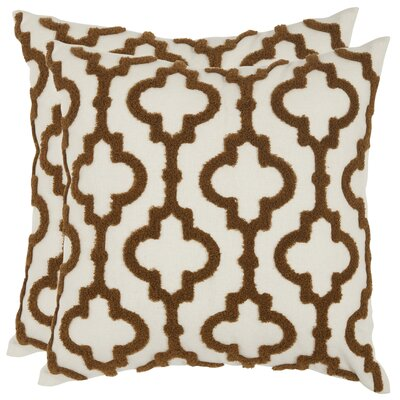Safavieh Lucy Cotton / Linen Decorative Pillow