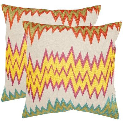 Safavieh Ashley Cotton Decorative Pillow
