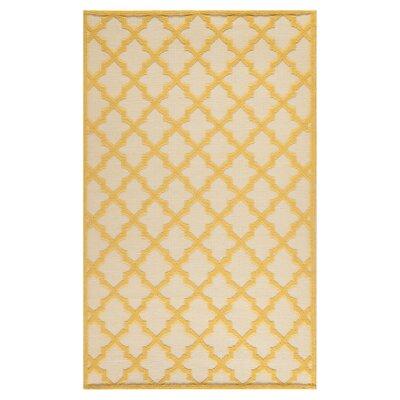 Safavieh Martha Stewart Ivory / Gold Floral Rug