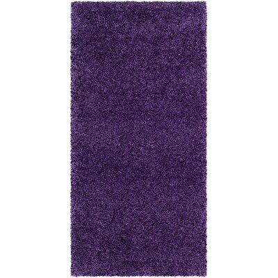 Safavieh Milan Shag Purple Rug
