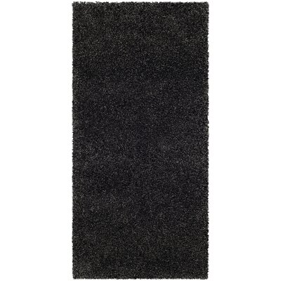Safavieh Milan Shag Dark Grey Rug