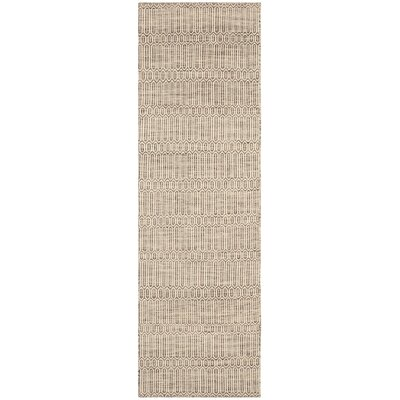 Safavieh Sumak Dark Brown Rug