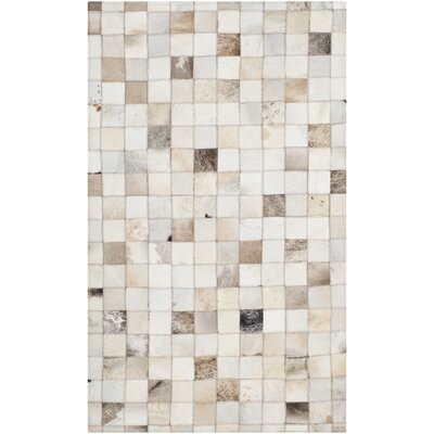 Safavieh Studio Leather Beige / Multi Rug