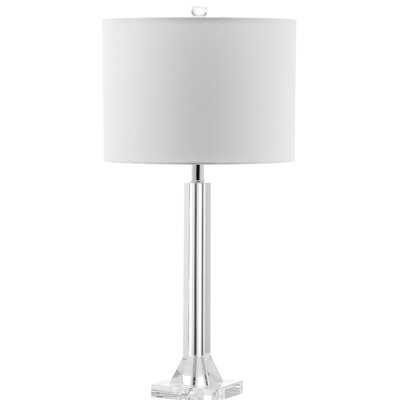 Safavieh Tyrone Crystal Column Table Lamp (Set of 2)