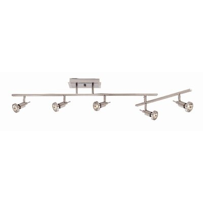 Access Lighting Viper 5 Light Semi Flush Mount