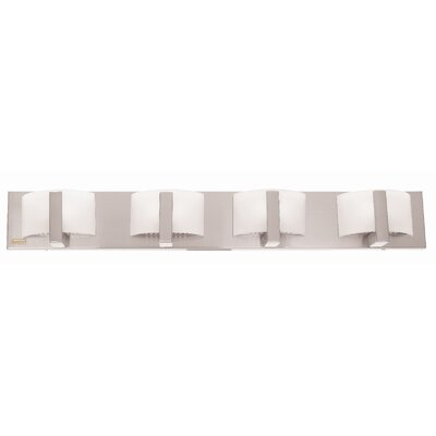 Access Lighting Oracle 4 Light Vanity Light
