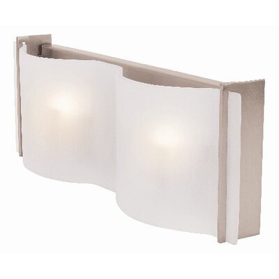 Access Lighting Mercury 2 Light Bath Bar