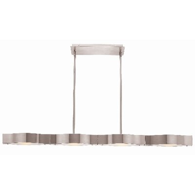 Access Lighting Titanium 4 Light Convertible Pendant