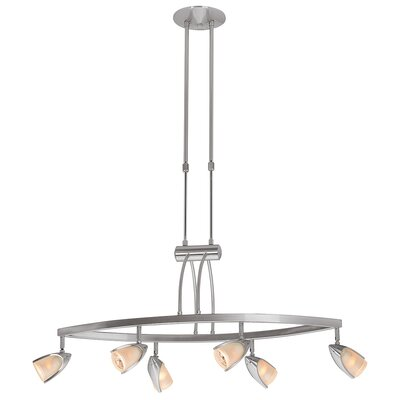 Access Lighting Comet 6 Light Pendant