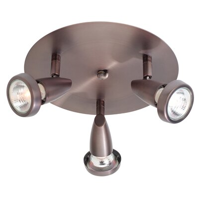 Access Lighting Mirage 3 Light G Cluster Spot Light