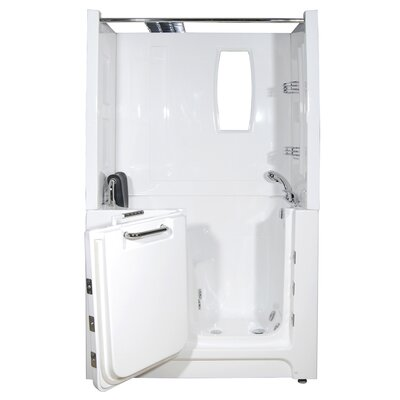 "Therapeutic Tubs Telluride 30"" x 27"" Walk-In Tub with Right Hand Drain"