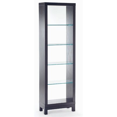 TFG Massimo Narrow Etagere in Powder Coated Black
