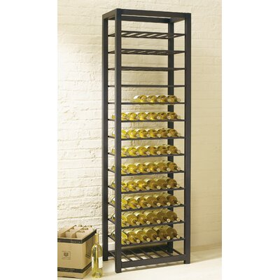Trio 84 Bottle Wine Rack