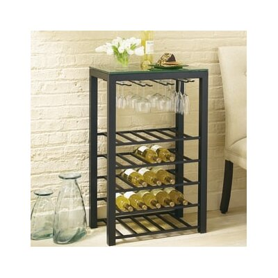 Trio 25 Bottle Wine Rack