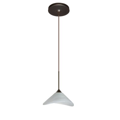 Besa Lighting 1 Light Mini Pendant