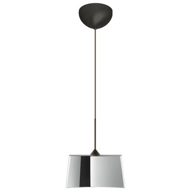 Besa Lighting Groove 1 Light Mini Pendant