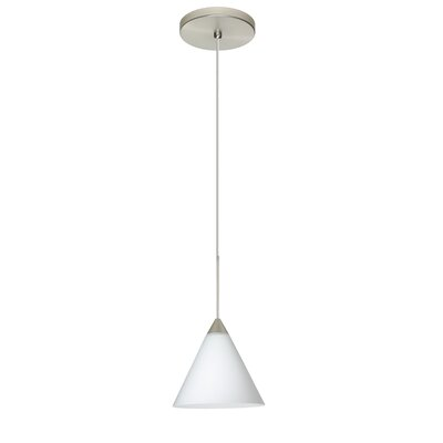 Besa Lighting Kani 1 Light Mini Pendant