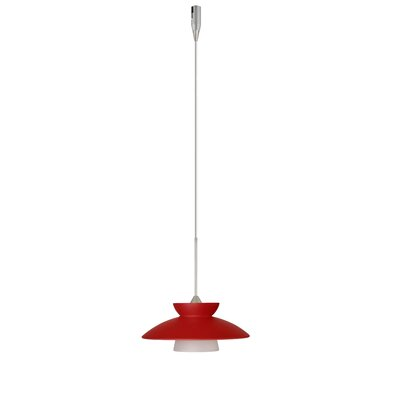 Besa Lighting Trilo 1 Light Mini Pendant Element with Rail Adapter