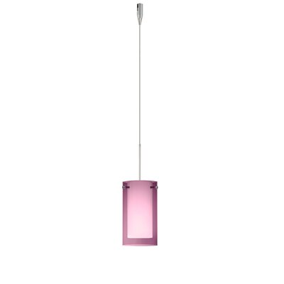 Besa Lighting Pahu 1 Light Mini Pendant Element with Rail Adapter
