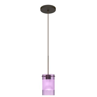 Besa Lighting Scope 1 Light Mini Pendant