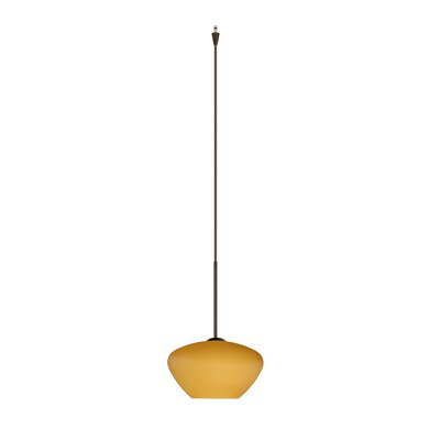 Besa Lighting Peri 1 Light Mini Pendant