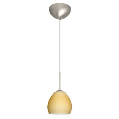 Bolla 1 Light Mini Pendant