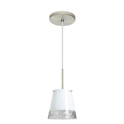Besa Lighting Amelia 1 Light Mini Pendant