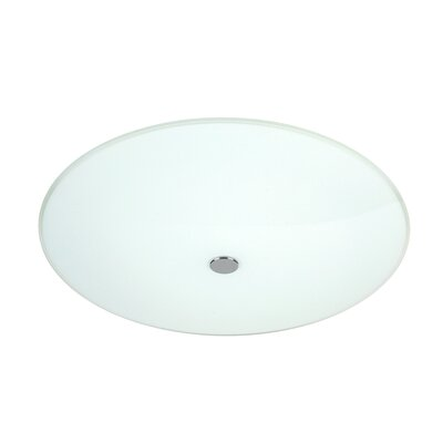 Besa Lighting Renfro 1 Light Flush Mount