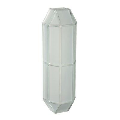 Besa Lighting Prismo 2 Light Outdoor Wall Sconce